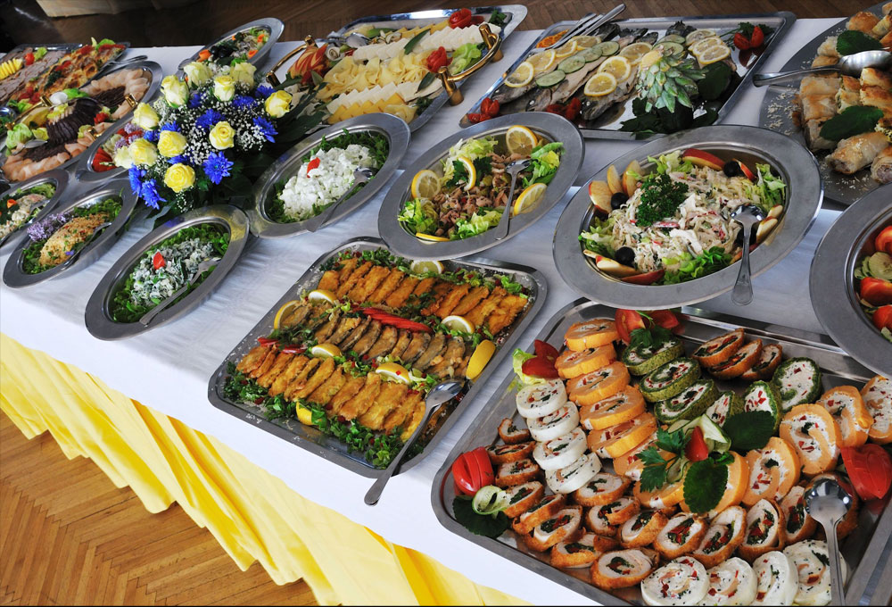 Certified Kosher Catering by Foodarama Panache Caterers in 19020 ...