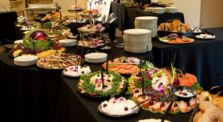At Panache Catering by Foodarama, it is our buffet food presentation which sets us apart from the competition. Catering services with Buffet kosher menu ideas include: fish buffet, sandwich buffet, buffet food presentation, deli buffet, sandwich buffet ideas, catering buffet, buffet de luxe, buffet platters, gourmet buffet, buffet menu, buffet menus, brunch buffet, brunch buffet Philadelphia