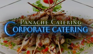 Panache Catering by Foodarama is a Kosher Corporate Caterer. We will set up office party food catering services at Corporate Functions with Corporate Catering at the Valley Forge Convention Center, Philadelphia Convention Center, Pennsylvania Convention Center, Center City Philadelphia, and Corporate Caterers for Business lunch, corporate meals at the Marriot Hotel in Center City Philadelphia Hotels & venues like the Four Seasons Hotel, Ritz Carlton and all other Center City Philadelphia Hotels and Venues.